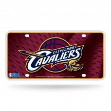 CLEVELAND CAVALIERS METAL TAG