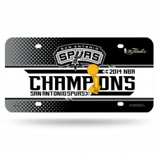 SPURS NBA CHAMP METAL TAG