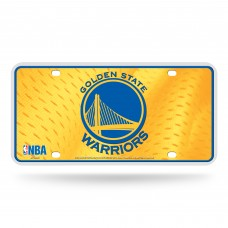 GOLDEN STATE WARRIORS METAL TAG