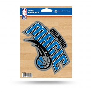 ORLANDO MAGIC MEDIUM DIE CUT STICKERS
