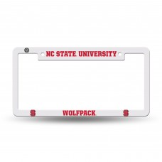 NC STATE 'BLOCK S' EZ VIEW FRAME PLASTIC FRAME