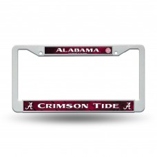 ALABAMA SCRIPT A PLASTIC LICENSE PLATE FRAME