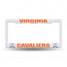 VIRGINIA CROSSED SWORD LOGO PLASTIC FRM