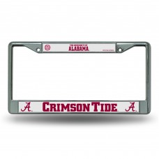 ALABAMA SCRIPT A CHROME LICENSE PLATE FRAME