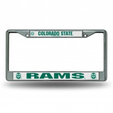 COLORADO STATE CHROME LICENSE PLATE FRAME