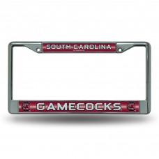SOUTH CAROLINA BLING CHROME FRAME