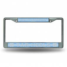 NORTH CAROLINA BLING CHROME FRAME