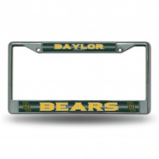 BAYLOR BLING CHROME FRAME