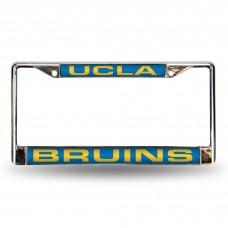 UCLA LIGHT BLUE LASER CHROME FRAME