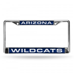 ARIZONA LASER CHROME LICENSE PLATE ARIZONA LICENSE PLATES FRAME