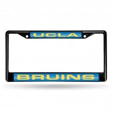 UCLA BLACK LASER CHROME FRAME