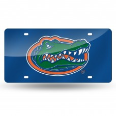 FLORIDA (GATORHEAD) BLUE LICENSE PLATE