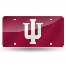 INDIANA UNIVERSITY RED LASER TAG