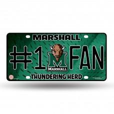 MARSHALL #1 FAN METAL TAG