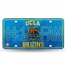 UCLA BLING # 1 FAN METAL TAG