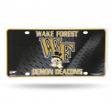 WAKE FOREST METAL TAG