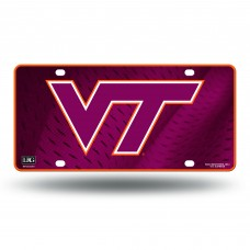VIRGINIA TECH METAL TAG