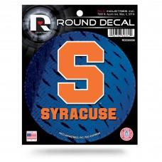 SYRACUSE ROUND DECAL
