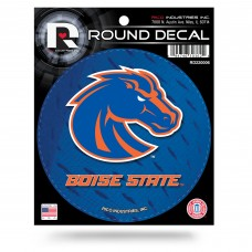 BOISE ST ROUND DECAL
