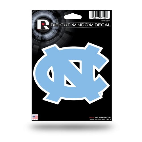 NORTH CAROLINA MEDIUM DIE CUT DECAL