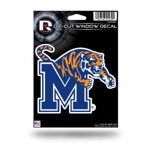 MEMPHIS MEDIUM DIE CUT DECAL