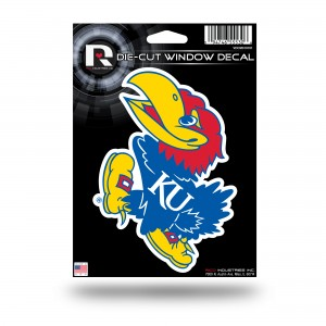 KANSAS MEDIUM DIE CUT DECAL