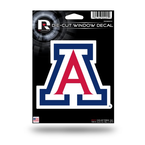 ARIZONA MEDIUM DIE CUT DECAL