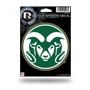 COLORADO STATE MEDIUM DIE CUT DECAL