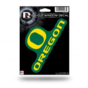 OREGON MEDIUM DIE CUT DECAL