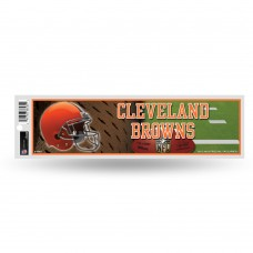 CLEVELAND BROWNS BUMPER STICKER