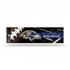 RAVENS BLING BUMPER STICKER