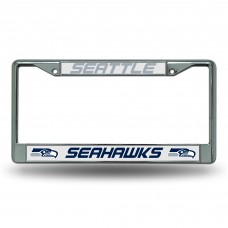 SEATTLE SEAHAWKS CHROME FRAME