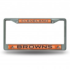 BROWNS BLING CHROME FRAME
