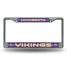 VIKINGS BLING CHROME FRAME