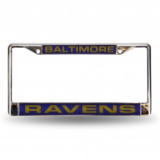 RAVENS PURPLE LASER CHROME FRAME