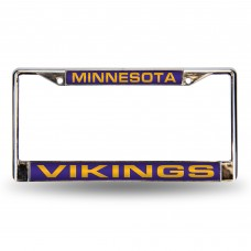 VIKINGS PURPLE LASER CHROME FRAME