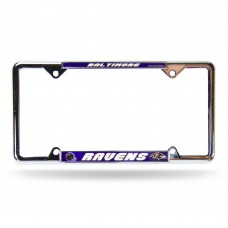 BALTIMORE RAVENS EZ VIEW CHROME FRAME