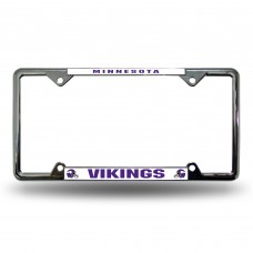 MINNESOTA VIKINGS EZ VIEW CHROME FRAME