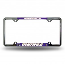 MINNESOTA VIKINGS PURPLE BG EZ VIEW CHROME FRAME