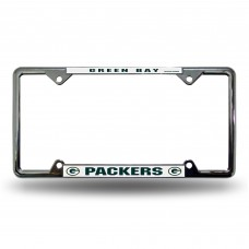 GREEN BAY PACKERS EZ VIEW CHROME FRAME