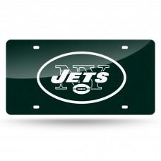 NEW YORK JETS LASER TAG /GREEN BACK(H)