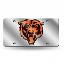 CHICAGO BEARS LASER TAG (SILVER)