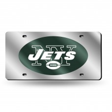 NEW YORK JETS LASER TAG (SILVER)