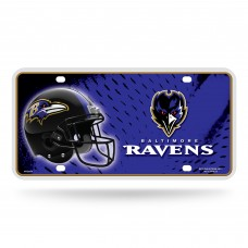 RAVENS PRIMARY LOGO METAL TAG