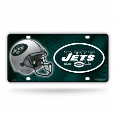 NEW YORK JETS PRIMARY LOGO METAL TAG