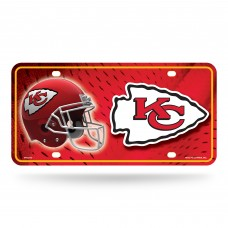 CHIEFS PRIMARY LOGO METAL TAG