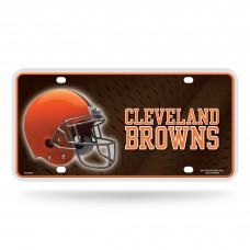 BROWNS PRIMARY LOGO METAL TAG