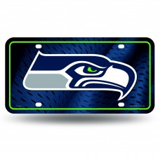 SEATTLE SEAHAWKS PRIMARY LOGO METAL TAG