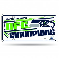 SEAHAWKS NFC CHAMP METAL TAG