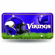 VIKINGS PRIMARY LOGO METAL TAG